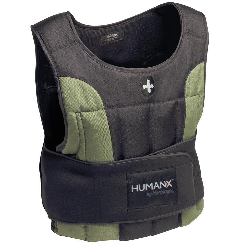 Harbinger HumanX 20 lb Weighted Vest