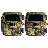 Covert Extreme Black HD 60 Digital Trail Game Camera (Mos...