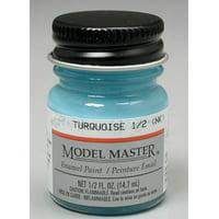 Testors 2765 MM Auto 1/2oz Turquoise