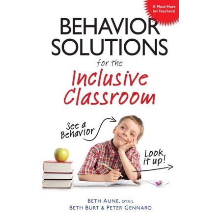 Behavior Solutions for the Inclusive Classroom : A Handy Reference Guide That Explains Behaviors Associated with Autism, Asperger's, Adhd, Sensory Processing Disorder, and Other Special Needs](Foods Associated With Halloween)