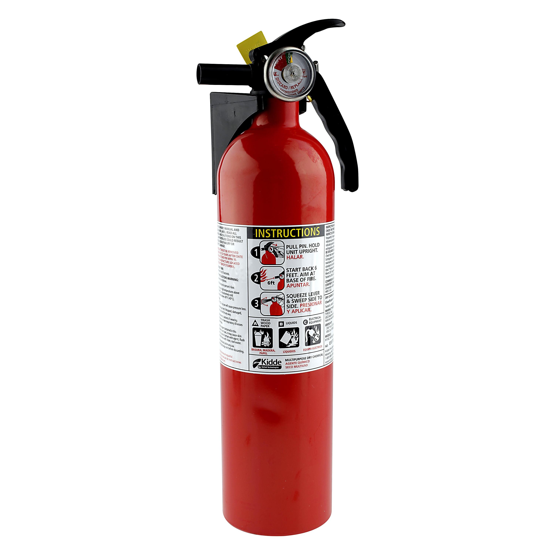kidde 1a10bc fire extinguisher walmart com