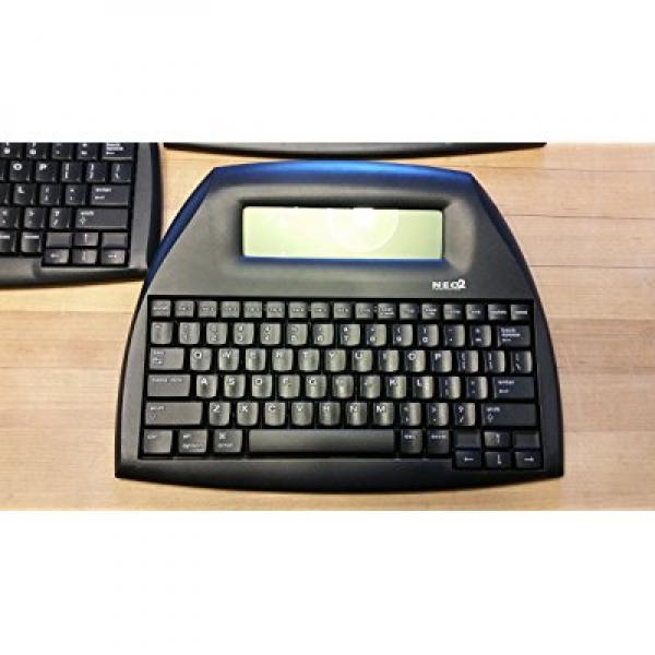 Neo2 Alphasmart Word Processor with Full Size Keyboard, Calculator(Refurbished unit)