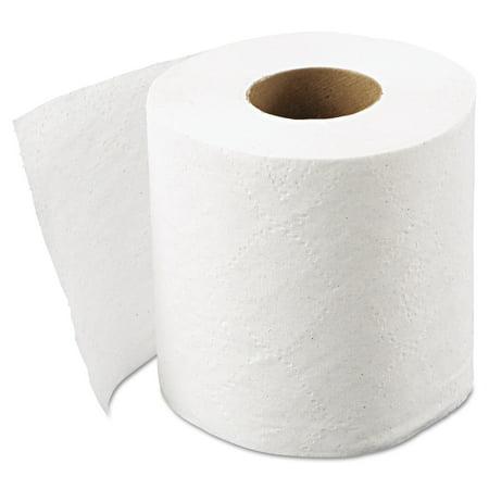 Tissue Single - Atlas Paper Mills Green Heritage Single Roll Bathroom Tissue, 1000 sheets, 96 rolls