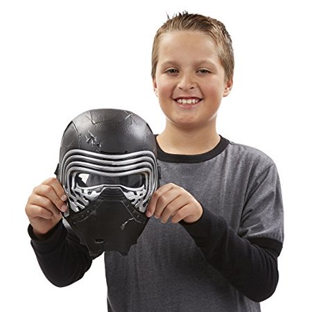 Star Wars The Force Awakens Kylo Ren Electronic Voice Changer Mask](Professional Halloween Voice Changer)
