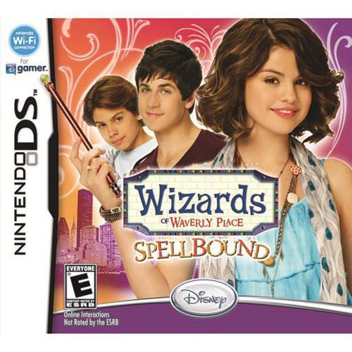 Wizards Waverly Place Splbnd (DS) - Pre-Owned