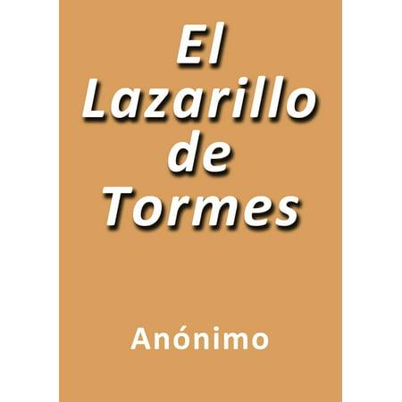 El lazarillo de Tormes - eBook (El Lazarillo De Tormes)