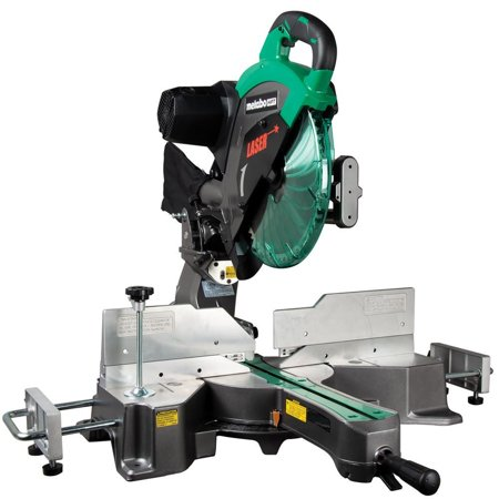 Metabo Hpt-C12RSH2M 12 In. Sliding Compound Miter Saw