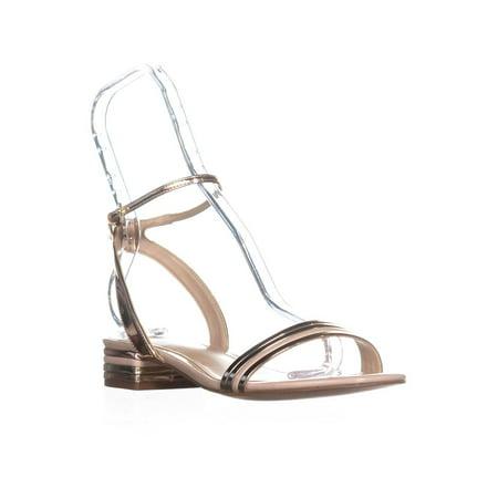 a16b890e503 Aldo - Womens Aldo Izzie Ankle Strap Flat Sandals
