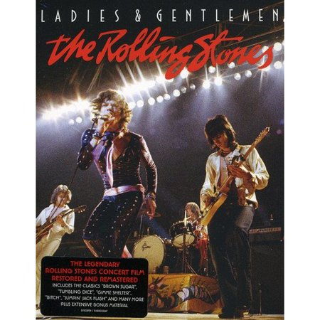 Ladies And Gentlemen  The Rolling Stones  Blu Ray
