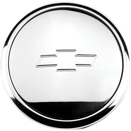 BILLET SPECIALTIES 32320 Horn Buttons Bowtie Logo Standard Horn Button