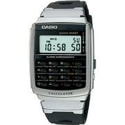 Men's Calculator Watch, Black Strap