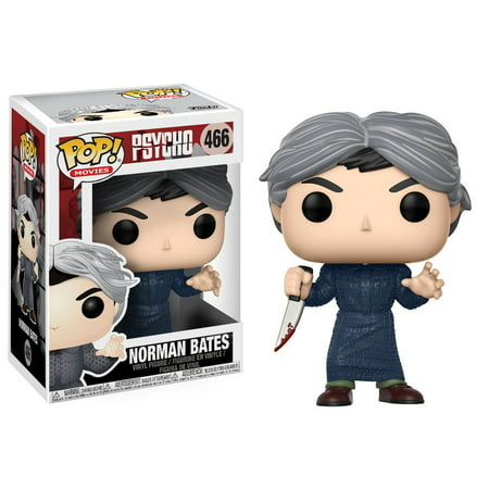 FUNKO POP! MOVIES: HORROR S4: PSYCHO - NORMAN - Halloween Horror Nights Psycho