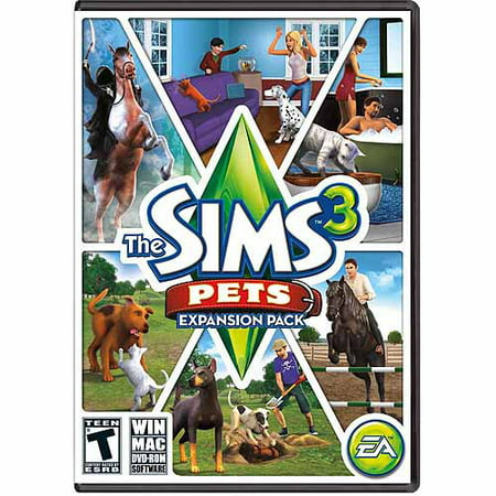 Sims 3 Pets Expansion Pack (PC/Mac) (Digital Code) ()