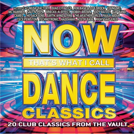 Now That's What I Call Dance Classics (CD) - Halloween Remix Dance Music