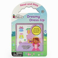 Colorforms Activity Books: Dreamy Dress-Up (Board Book)
