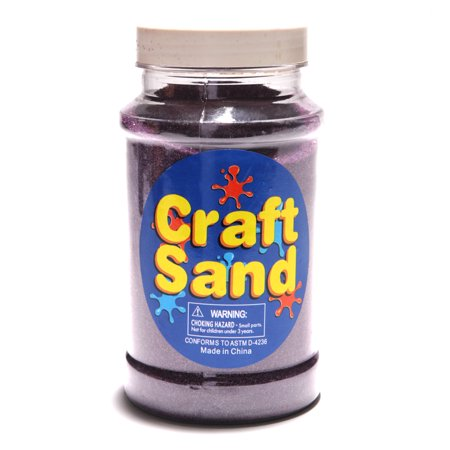 Purple Craft Sand - Sand Crafts