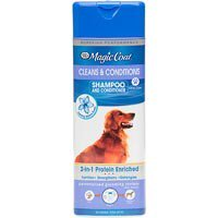 Four paws magic coat 2in1 shampoo & conditioner, 16-oz bottle