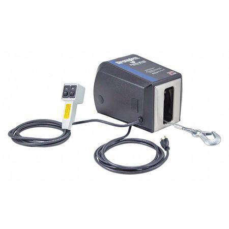 Strongarm SA9015AC /CL 1HP Electric Winch, 115VAC