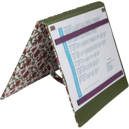 Aspire Fold-Up Knitting Pattern Holder (Patons Knit Patterns)