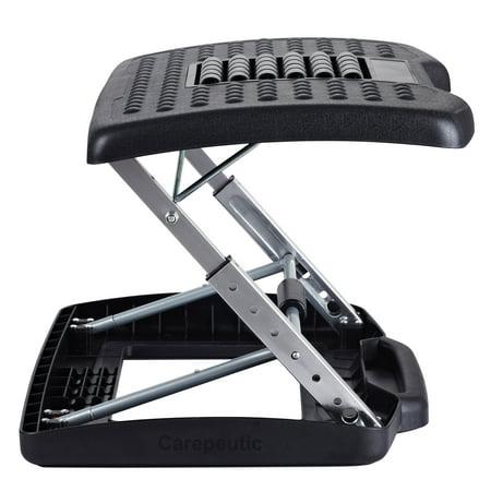 Footease Adjustable Footrest (carepeutic adjustable ergo-comfort pressure balancing footrest)