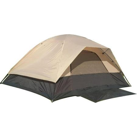 Three Season Square Dome Camping Tent Sleeps 3