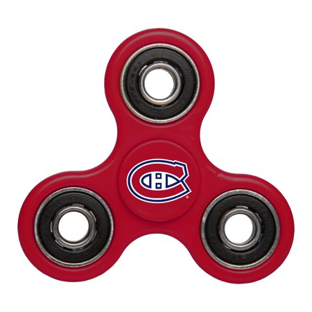 - MONTREAL CANADIENS THREE WAY TEAM SPINNER