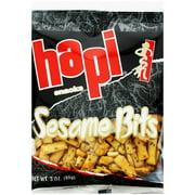 Hapi Sesame Bits Snacks, 3 oz