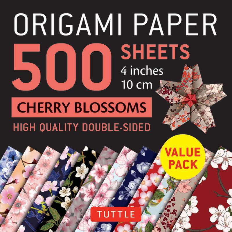 How to Make a Origami Cherry Blossom   800x799