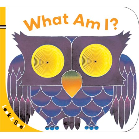 Look & See: What Am I? (Board