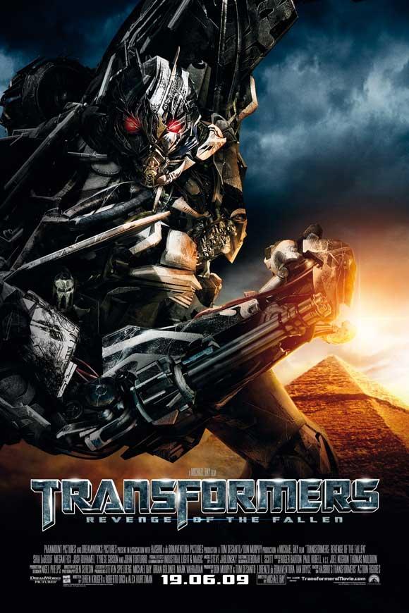 "Transformers 2: Revenge of the Fallen - movie POSTER (UK Style B) (27"" x  40"") (2009) - Walmart.com - Walmart.com"
