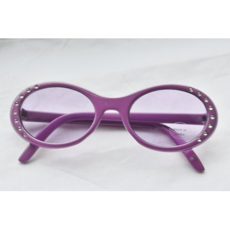 My Brittany's LAVENDER GLASSES WITH GEMS FOR AMERICAN GIRL (Dollhouse Sunglasses)