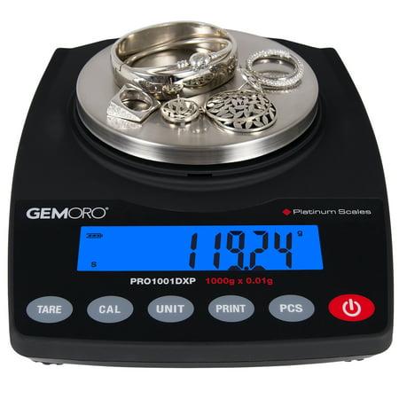 GemOro Authorized PRO 1001DXP Digital Countertop Scale - image 3 de 3