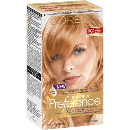 L'Oreal Paris Superior Preference Fade-Defying Color