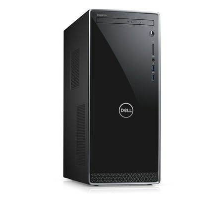 Dell - Inspiron 3670, i3670-5750BLK, Intel Core i5-8400, 12GB 2666MHz DDR4, 1 TB 7200 RPM HDD, Intel UHD Graphics