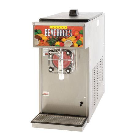 CRATHCO 3311 Frozen Beverage Dispenser,1 Barrel G3504256