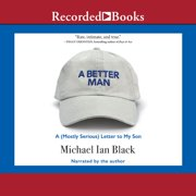 A Better Man - Audiobook
