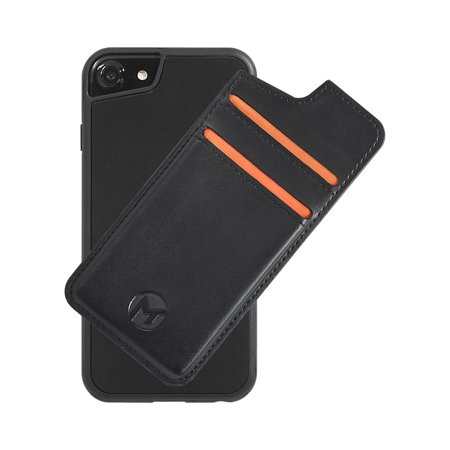 Anti Gravity Phone Case By Mega Tiny Corp For Iphone 8   7   6S   6   4 7 Inches   Hands Free Selfie   Nano Suction Technology   Stick To Wall   Includes Wallet Back Cover