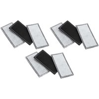 Pioneer Pet Replacement Filters for Plastic Fountains Combo Pack (9 Filters)