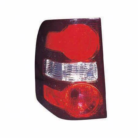 2006-2010 Ford Explorer  Driver Side Left Tail Lamp Lens/Housing 6L2Z13405CA,6L2Z13405AA