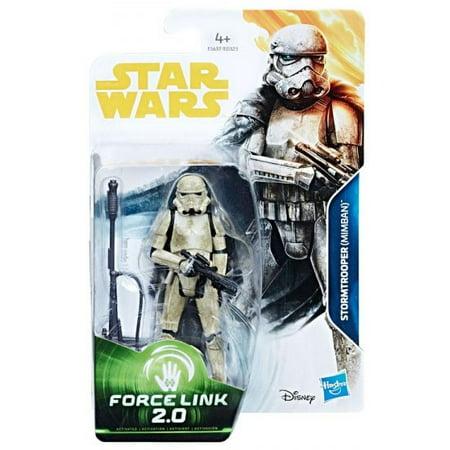 Star Wars-lucas Sw S2 Swu Stormtrooper Mimban](Stormtrooper Marshmallow)