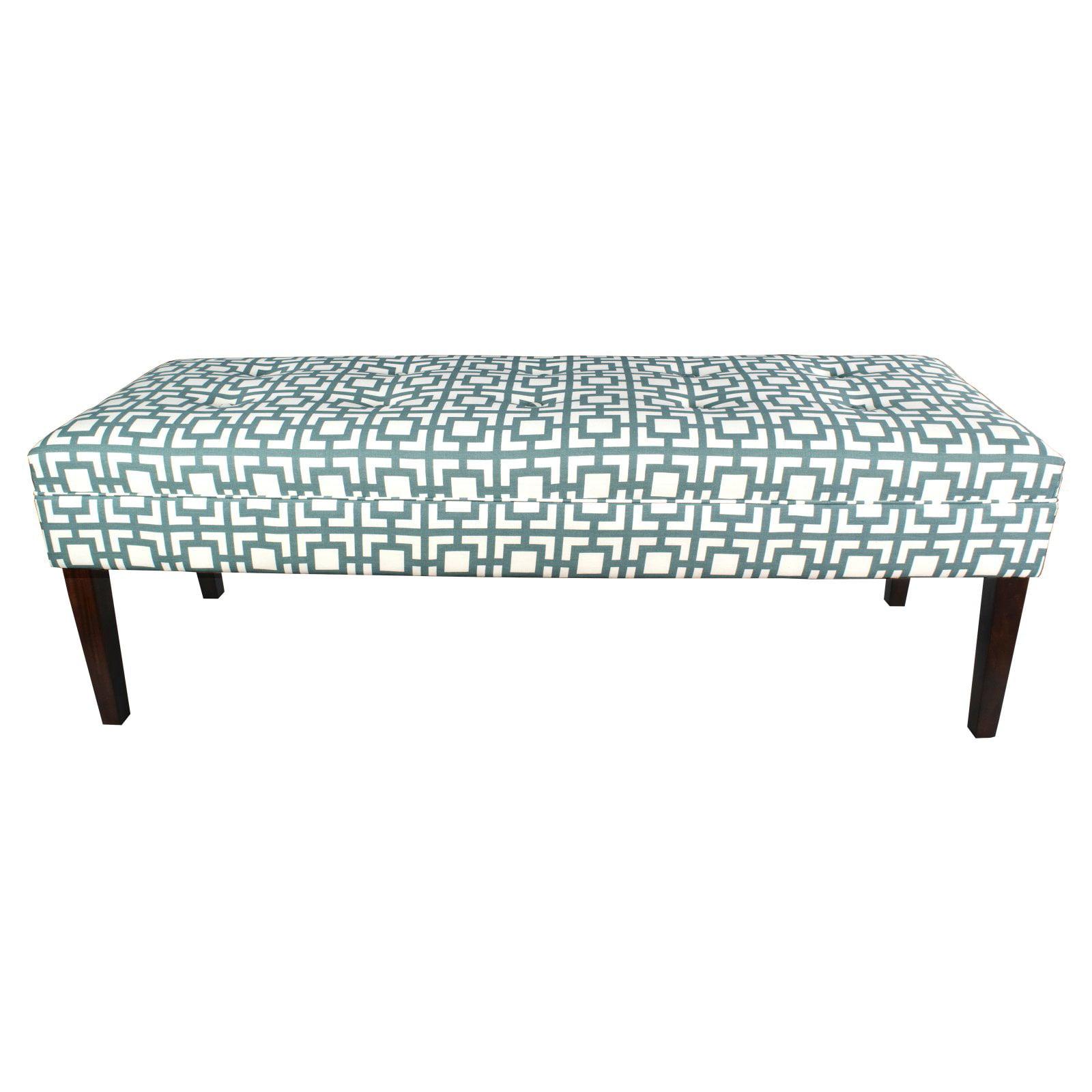 MJL Designs Kaya Rectangle Bench