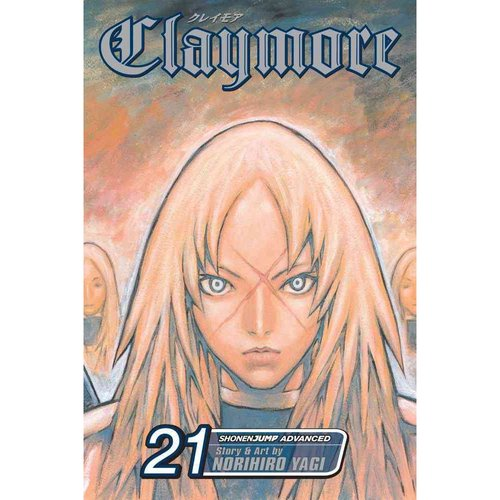 Claymore 21: Corpse of the Witch