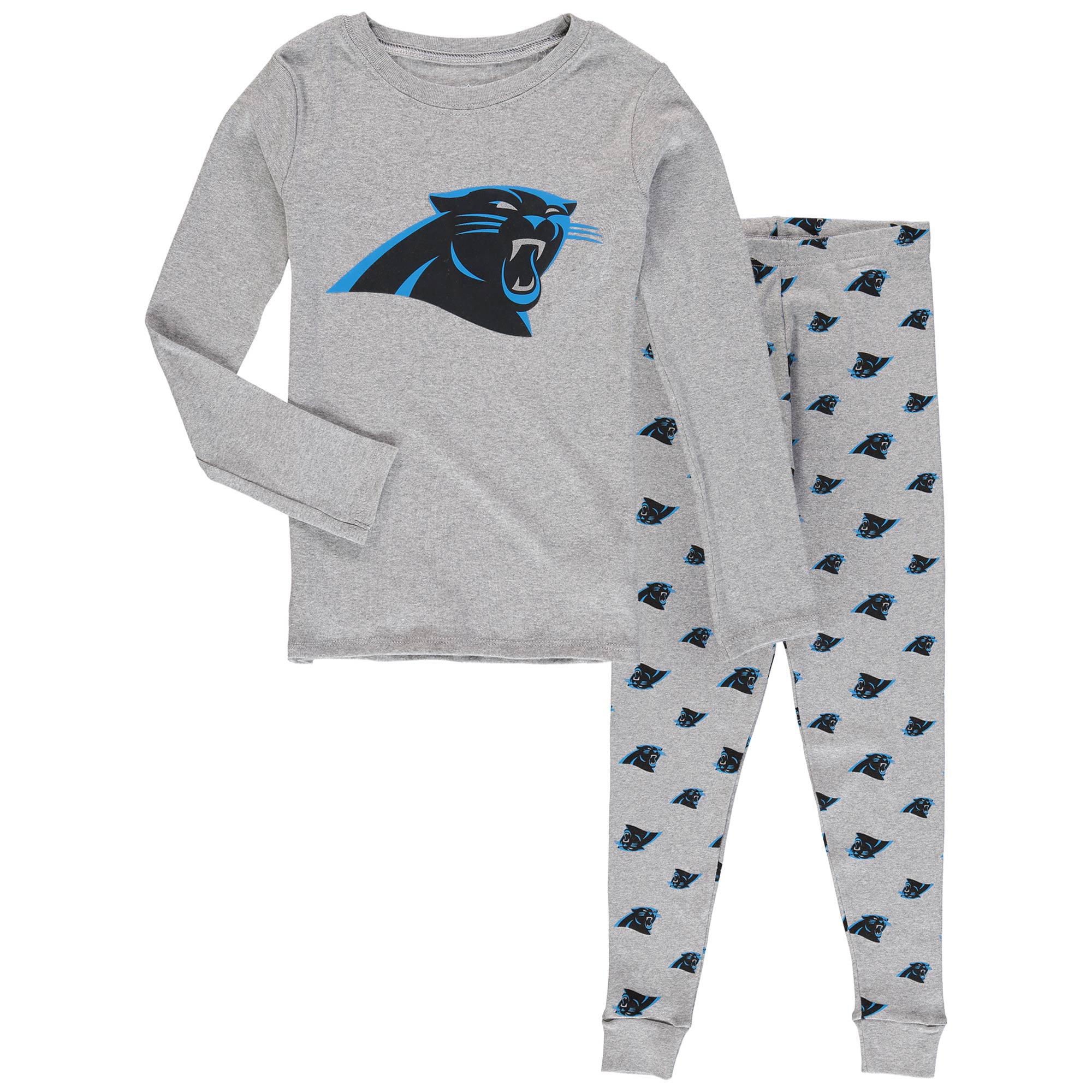 Edmonton Oilers Preschool Long Sleeve T-Shirt /& Pants Sleep Set