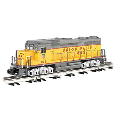 Bachmann Industries General Motors Gp 30 Scale Diesel Locomotive Union Pacific 839 O Scale Train