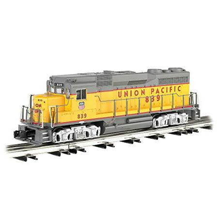 Bachmann Industries General Motors GP 30 Scale Diesel Locomotive Union Pacific 839 O Scale Train ()
