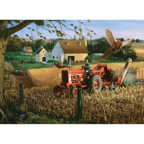 MasterPieces Field of Plenty 1000 Piece Puzzle