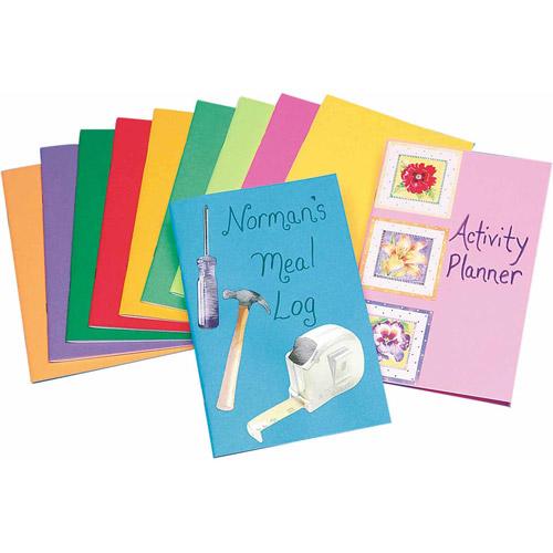 Bright Book Journals, Set of 20