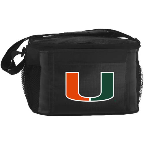 Miami Hurricanes 6-Pack Cooler Bag