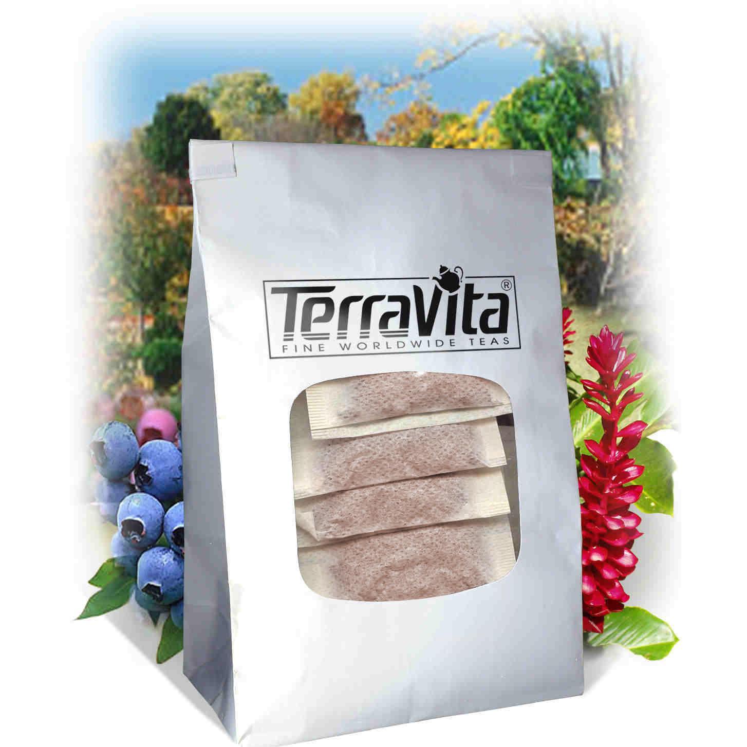 American Saffron (Safflower) Tea (50 tea bags, ZIN: 513252) by TerraVita