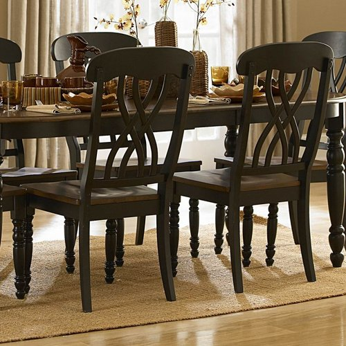 Homelegance 1393 Ohana Side Chair (2 pack) by Brand New